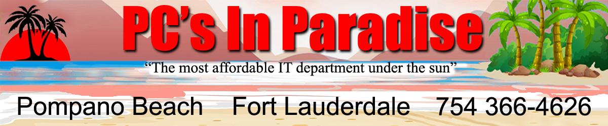 PCs in Paradise